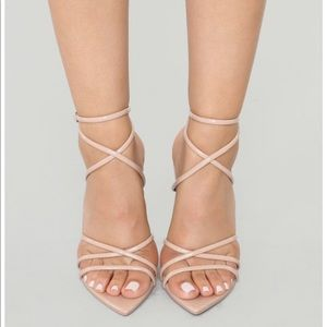 Point you in the right direction heels